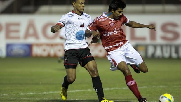 Mogi Mirim x Ituano, Paulinho, pelo Paulistão 2014 (Foto: Miguel Schincariol / Ituano FC)