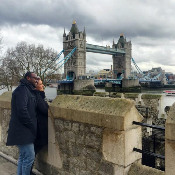 Fernanda Souza lamenta fim de viagem pela Europa
