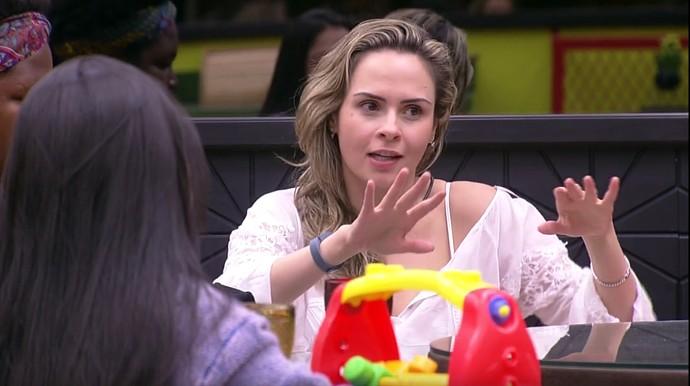 Ana Paula (Foto: TV Globo)