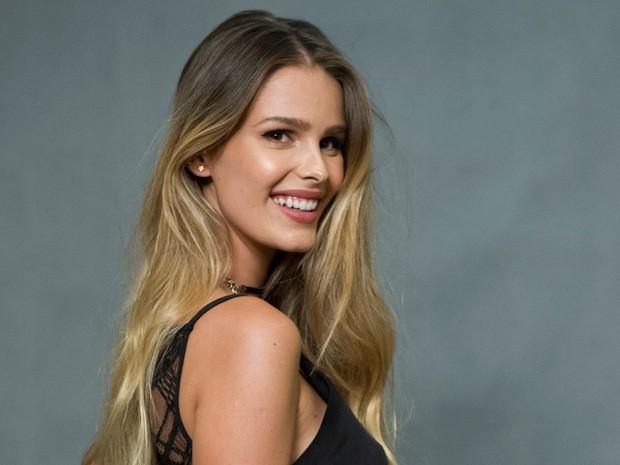 Yasmin Brunet estreia como atriz em 'Verdades Secretas' (Foto: Globo/Estevam Avellar)