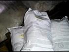 Polícia apreende carga de agrotóxico contrabandeado em José Bonifácio