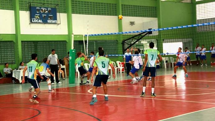 Time de vôlei de Vilhena está na semifinal dos Jogos da Juventude (Foto: France Lima/Arquivo Pessoal)