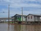 Eletrobras-AC orienta ribeirinhos devido à cheia do Rio Juruá
