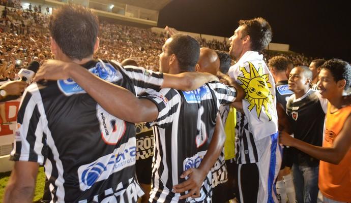 Sucesso dos grandes cria 'abismo' em relação aos demais clubes na Paraíba
