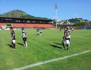 Rio Branco-ES x Estrela do Norte (Foto: Eduardo Dias/Globoesporte.com)