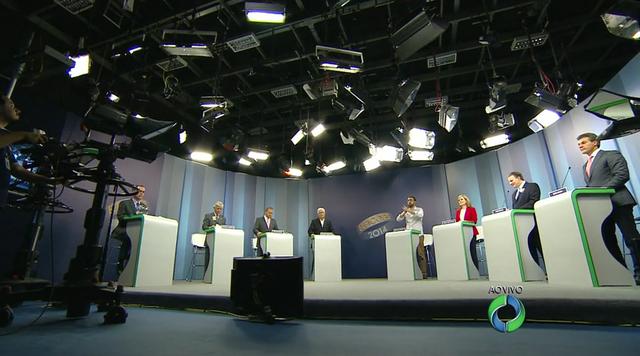 Debate entre os candidatos ao governo do Paraná - Parte 5