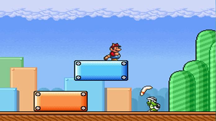 Super Mario All-Stars deu a oportunidade de jogadores reverem Super Mario Bros. 3 no Super Nintendo (Foto: Reprodução/Significant Bits)