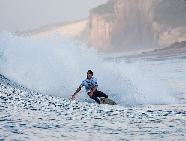 surfe heitor alves bells beach (Foto: agência Getty Images)
