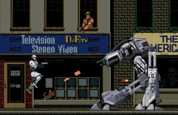 RoboCop, o primeiro jogo (Foto: Reprodução/Matt Gardner)