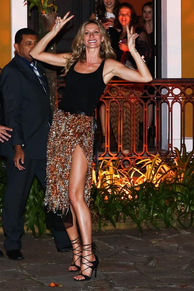 Gisele Bundchen (Foto: Manuela Scarpa/Photo Rio News)