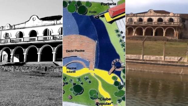 Meu Paraná contou a história do Hotel Yara, em Bandeirantes (Foto: Reprodução)
