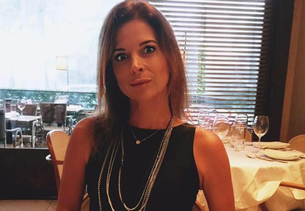Claudia Cruz, mulher de Eduardo Cunha (Foto: Reprodução/Facebook)