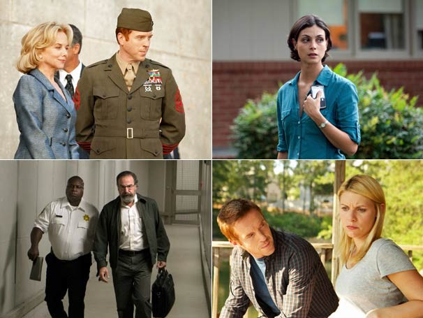 Cenas de 'Homeland - Segurança Nacional' (Foto: Divulgação/Twentieth Century Fox)