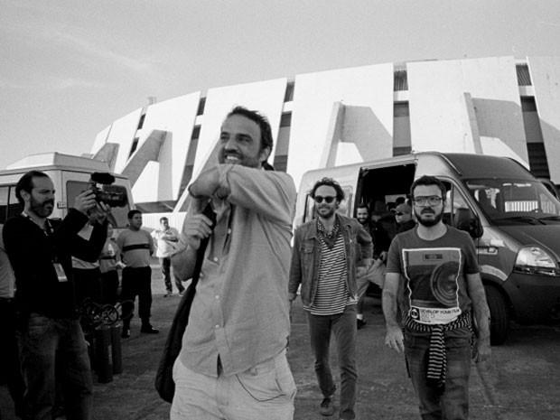 Cena do documentário 'Los Hermanos - Esse é só o começo do fim  da nossa vida', de Maria Ribeiro (Foto: Divulgação/É Tudo Verdade)