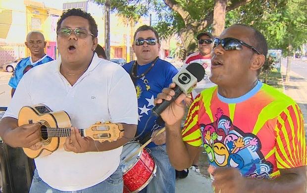 Lançamento da banda ocorre nesta quinta-feira (6) (Foto: Amazonas TV)