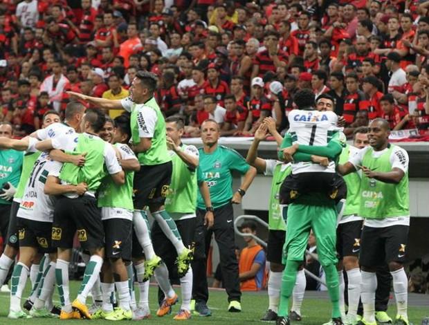 Flamengo Coritiba
