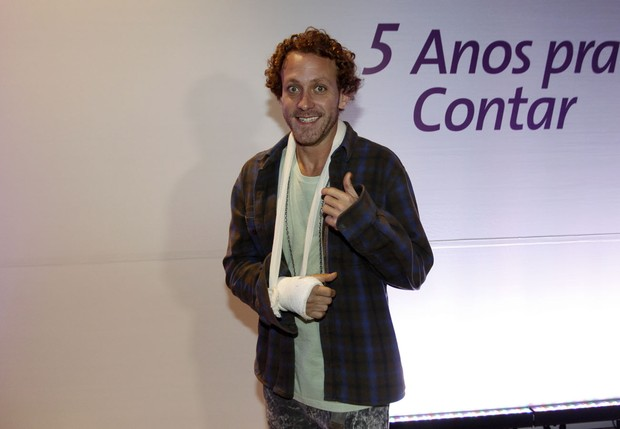 Sérgio Hondjakoff (Foto: Celso Tavares / EGO)
