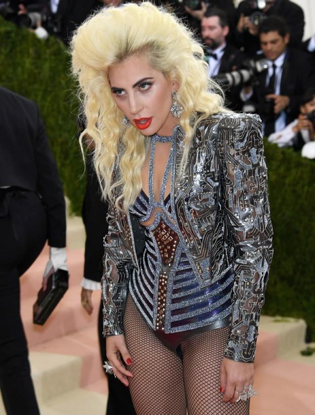 Lady Gaga  (Foto: Foto: Getty Images)