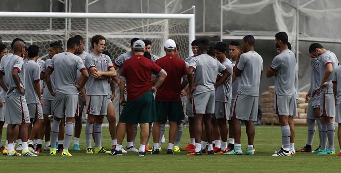 levir culpi, fluminense, treino, CT (Foto: Nelson Perez/Fluminense FC)
