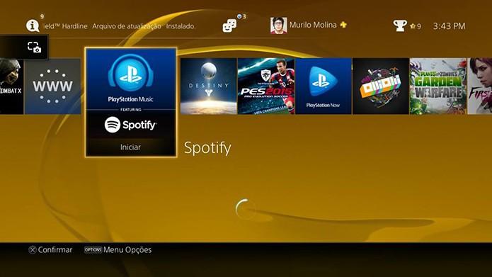 PS4: conheça funções e truques do console (Foto: Reprodução/Murilo Molina)