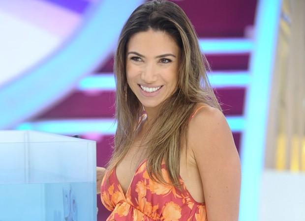 Patrícia Abravanel (Foto: Francisco Cepeda/AgNews)