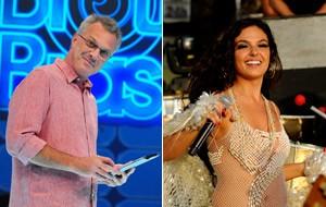 Big Brother Brasil e O Canto da Sereia estão entre as atrações de janeiro da tela da Globo (Foto: Rede Globo)