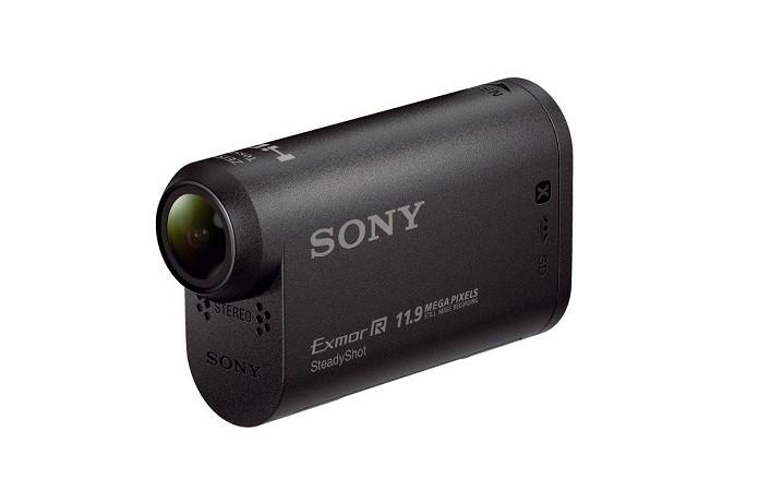 HDR-as20 da Sony pode ser encontrada por volta de R$1 mil(Foto: Divulgação/Sony)