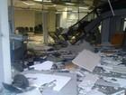 Caixas eletrônicos de Poço Verde e Feira Nova, em SE, são explodidos