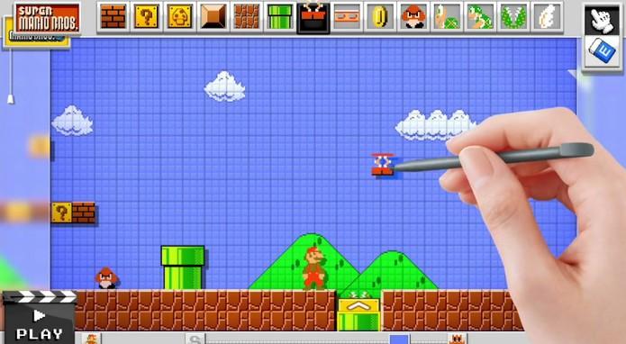Super Mario Maker 3DS (Foto: Divulgação/Nintendo)