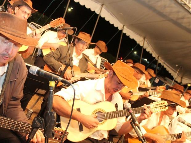 6º Encontro de Violeiros é neste sábado em Sumaré  (Foto: Edson Donizete)