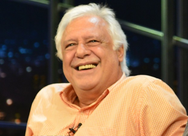 Antõnio Fagundes (Foto: Divulgação/TV Globo)