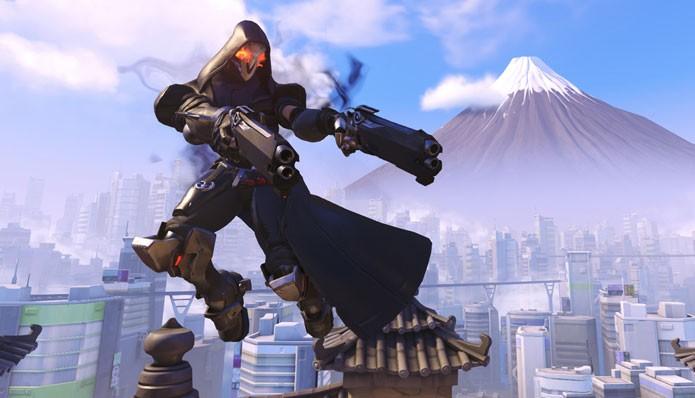 Overwatch está entre os melhores jogos multiplayer de 2016 (Foto: Divulgação/Blizzard)