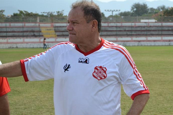 Arturzinho é o novo técnico do Bangu (Foto: Emerson Pereira/ Bangu)