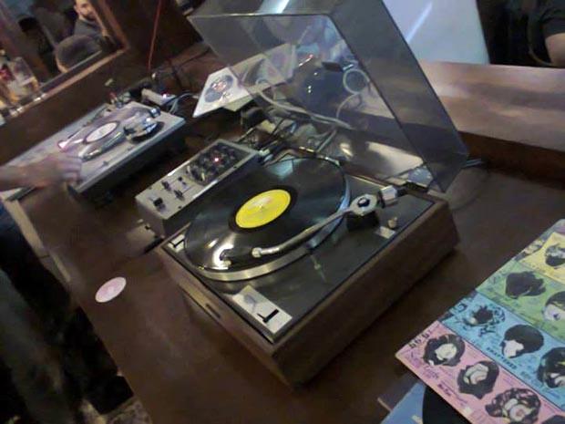 vinil Frederico Ozanan Ribeiro disco LP Divinópolis MG (Foto: Frederico Ozanan Ribeiro/Arquivo pessoal)