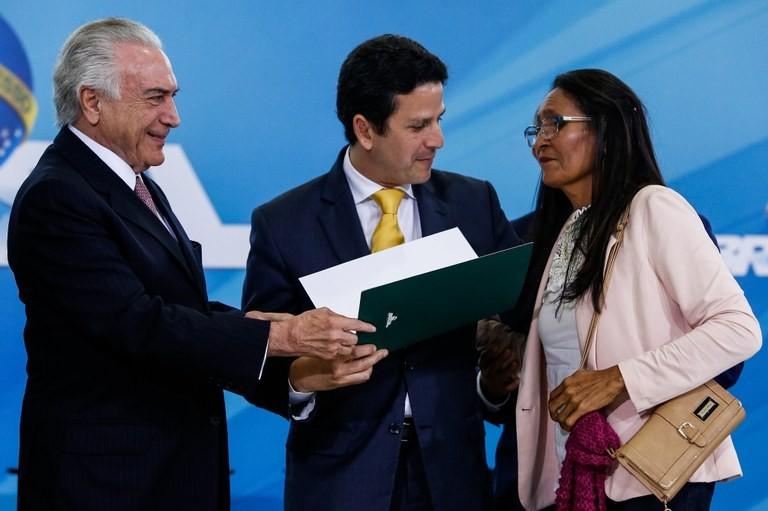 presidente-michel-temer (Foto: Alan Santos/PR)