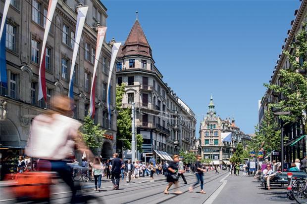 Zurique O Discreto Charme Da Burguesia Gq Turismo
