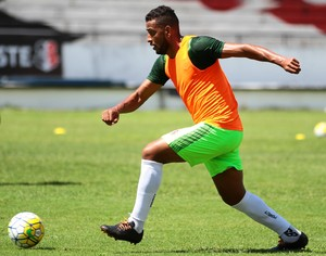 Allan Vieira Santa Cruz (Foto: Marlon Costa/ Pernambuco Press)