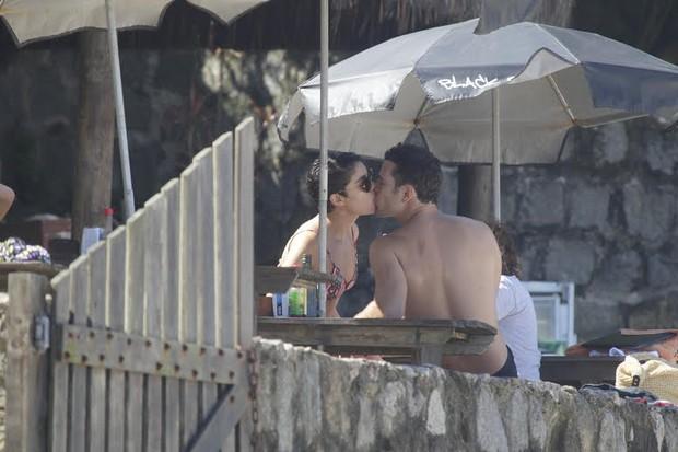 Daniel Oliveira e Sophie Charlotte (Foto: Delson Silva/ Ag. News)