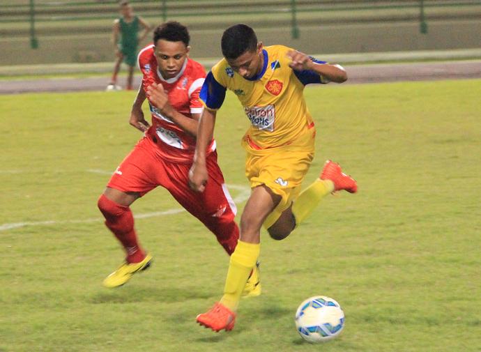 GAS segue sem marcar gols na temporada (Foto: Imagem/Tércio Neto)
