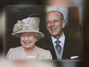 Rainha mandou cartão postal (Foto: Reprodução / TV TEM)