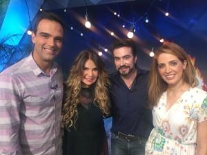 'Arraia do Fantástico' (Foto: Globo/Karen Lessa)