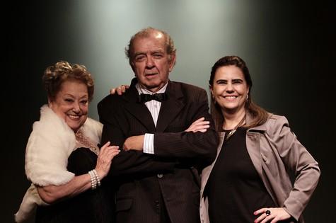 Suely, Umberto e Mayara (Foto: Guga Melgar)