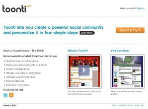 criar rede social