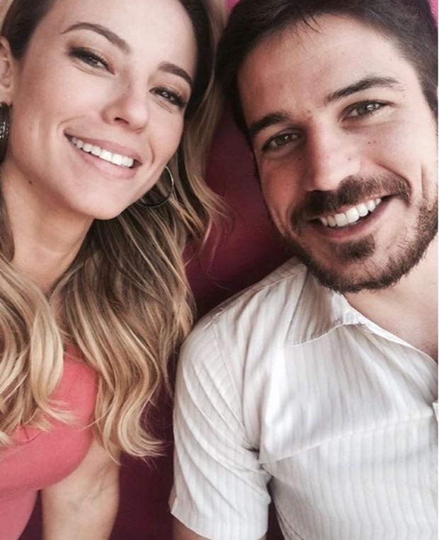 Paolla Oliveira e Marco Pigossi (Foto: Reprodução/Instagram)