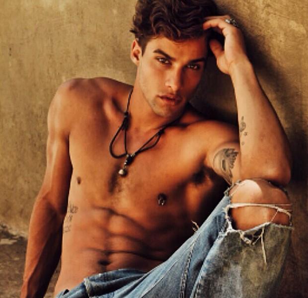 Pablo Morais além de ator é modelo internacional (Foto: Candé Salles / Divulgação)