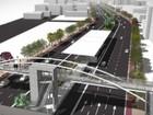 Avenida Aguanambi receberá obras de túnel e faixa para ônibus em 2015