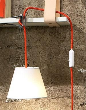 Decora_Como fazer uma luminária grampo (gramp lamp)