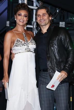 Juliana Paes e Murilo Rosa em festa em Uberlândia, Minas Gerais (Foto: Manuela Scarpa/ Brazil News)