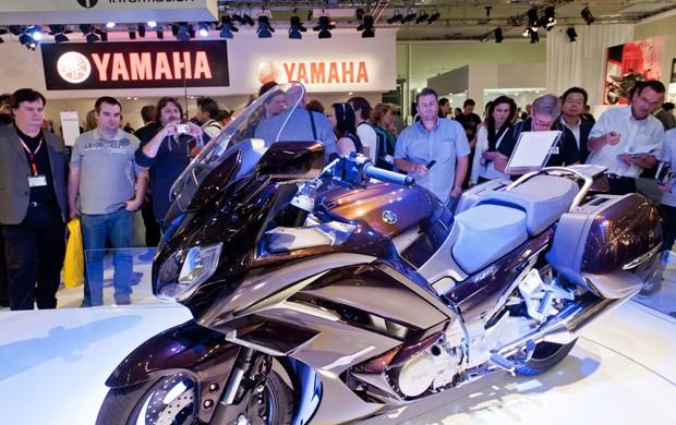 Yamaha FJR1300A (Foto: Divulgação)