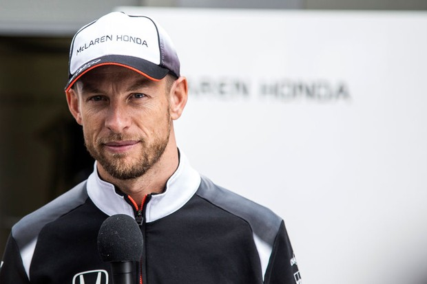 Jenson Button (Foto: Divulgação)